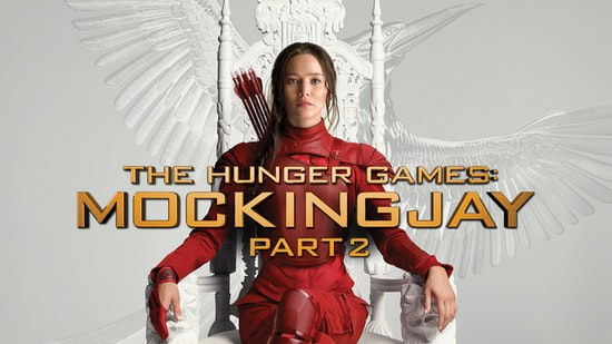The Hunger Games: Mockingjay Pt 2